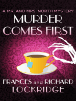 Murder Comes First