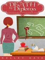 Death by Diploma: Chalkboard Outlines, #1