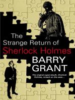 Strange Return of Sherlock Holmes
