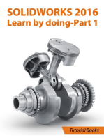 SolidWorks 2016 Learn by doing 2016 - Part 1