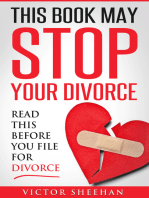 This Book May Stop Your Divorce