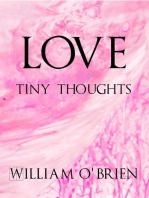 Love - Tiny Thoughts (Spiritual philosophy, #2)