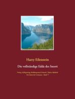 Die vollständige Edda des Snorri Sturluson