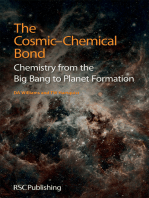 The Cosmic-Chemical Bond