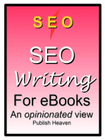 SEO Writing for eBooks