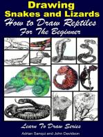 Drawing Snakes and Lizards