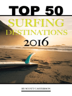 Top 50 Surfing Destinations of 2016