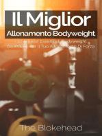 Il miglior allenamento bodyweight
