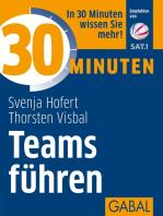 30 Minuten Teams führen
