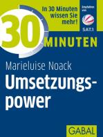 30 Minuten Umsetzungspower