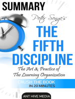 Peter Senge's The Fifth Discipline Summary