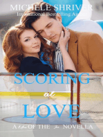 Scoring at Love (Men of the Ice, #4)