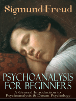 PSYCHOANALYSIS FOR BEGINNERS