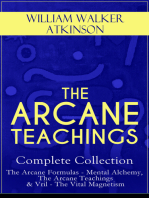 THE ARCANE TEACHINGS - Complete Collection