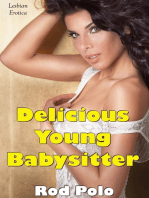 Delicious Young Babysitter (Lesbian Erotica)