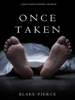 Once Taken (a Riley Paige Mystery--Book #2)