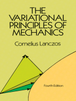 The Variational Principles of Mechanics