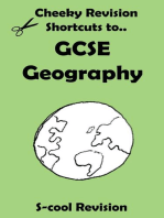 GCSE Geography Revision: Cheeky Revision Shortcuts