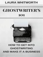 Ghostwriter's 101