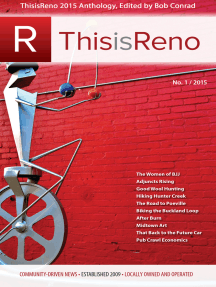 ThisisReno 2015 Anthology