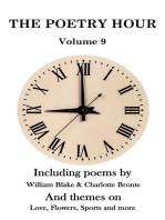 The Poetry Hour - Volume 9