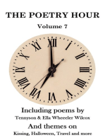 The Poetry Hour - Volume 7