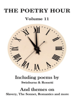The Poetry Hour - Volume 11