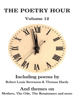The Poetry Hour - Volume 12