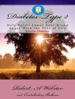 Diabetes type 2 - Help Safely Lower Your Blood Sugar with Moringa, The Tree of Life. Reverse Diabetes