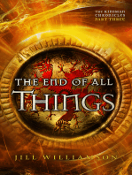 The End of All Things (The Kinsman Chronicles)