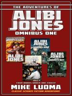 The Adventures of Alibi Jones Omnibus One