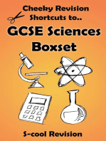 GCSE Sciences Revision Boxset