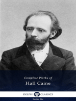 Delphi Complete Works of Hall Caine (Illustrated)