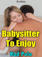 Babysitter to Enjoy (Erotica)