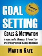 Goal Setting (Workbook Included)