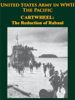 United States Army in WWII - the Pacific - CARTWHEEL