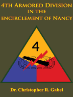 4th Armored Division In The Encirclement Of Nancy [Illustrated Edition]