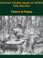 United States Army in WWII - the Pacific - Victory in Papua