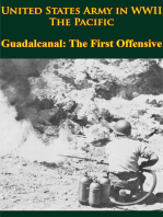 United States Army In WWII - The Pacific - Guadalcanal