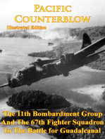 Pacific Counterblow - The 11th Bombardment Group And The 67th Fighter Squadron In The Battle For Guadalcanal