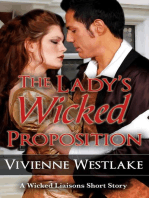 The Lady's Wicked Proposition (Wicked Liaisons, Book 1.5)