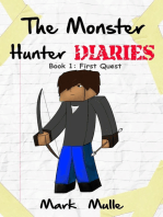 The Monster Hunter Diaries, Book 1