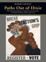 Paths Out of Dixie