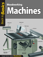 Woodworking Machines (Back to Basics)