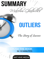 Malcolm Gladwell's Outliers