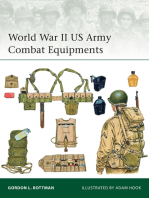 World War II US Army Combat Equipments