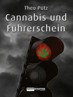 Cannabis und Führerschein