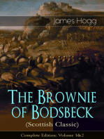 The Brownie of Bodsbeck (Scottish Classic) - Complete Edition