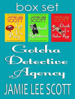 Gotcha Detective Agency Mysteries Box Set of 3