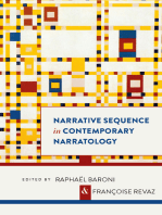 Narrative Sequence in Contemporary Narratology